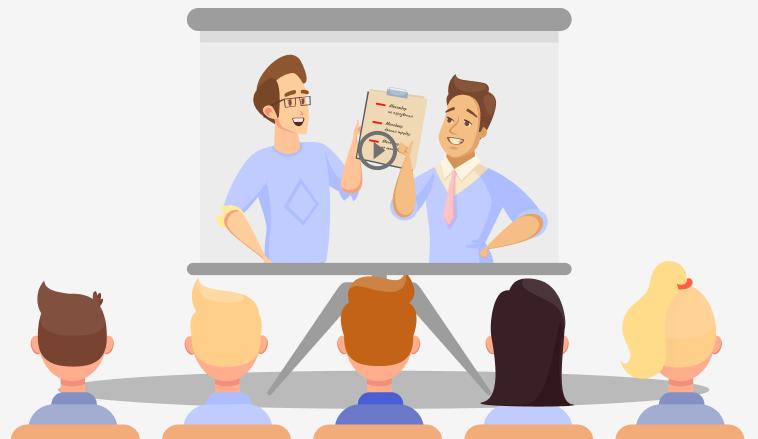 Продвижение на конференциях и бизнес-встречах
