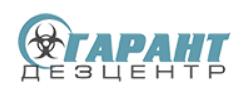 Логотип «Дезцентра Гарант»